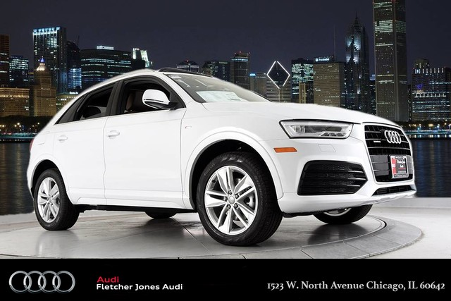 New Audi Premium Plus Suv In Chicago Fletcher