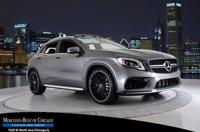 2018 mercedes benz suv. contemporary 2018 new 2018 mercedesbenz gla amg 45 in mercedes benz suv